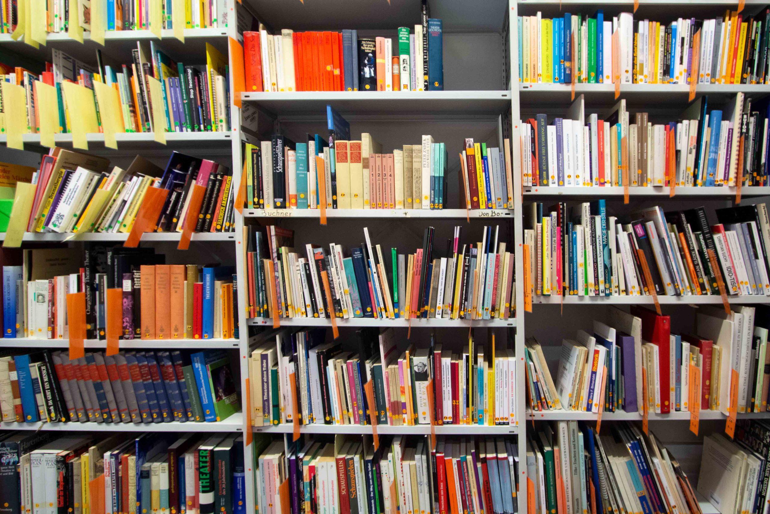 Bibliothek TSB